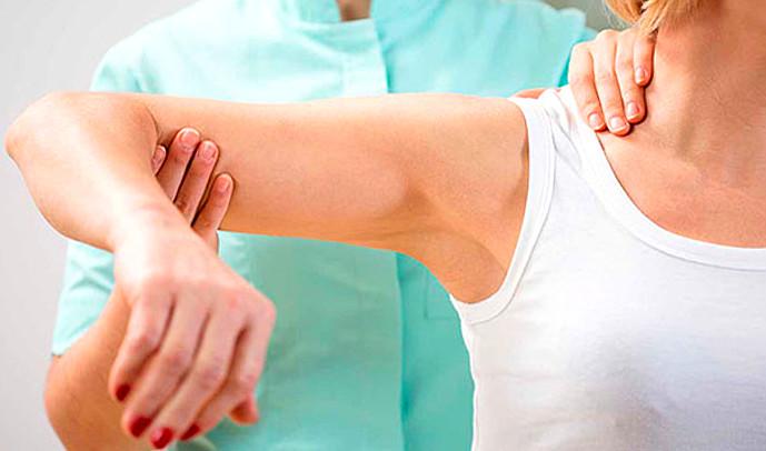 Dolor de hombro y su forma de aliviarlo