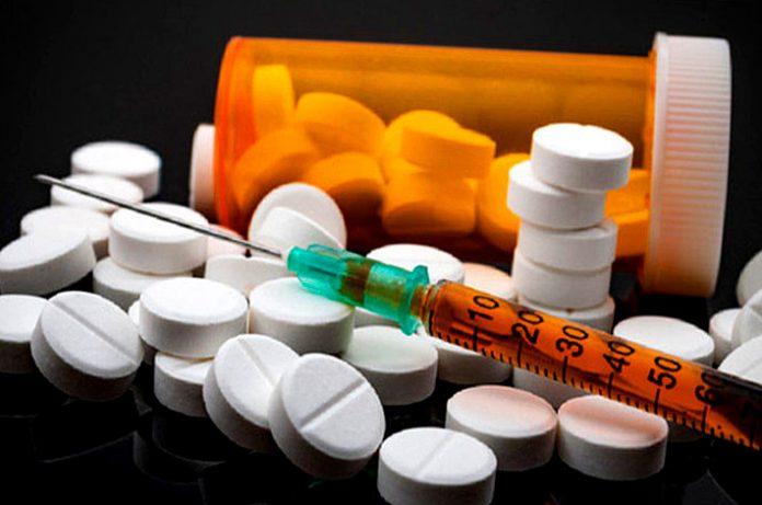 Los opiáceos matan a muchas personas que los accidentes de tráfico